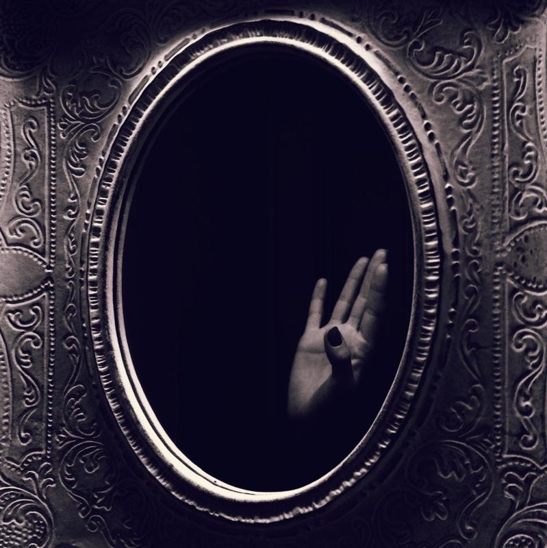 Глаза из зеркала картинки