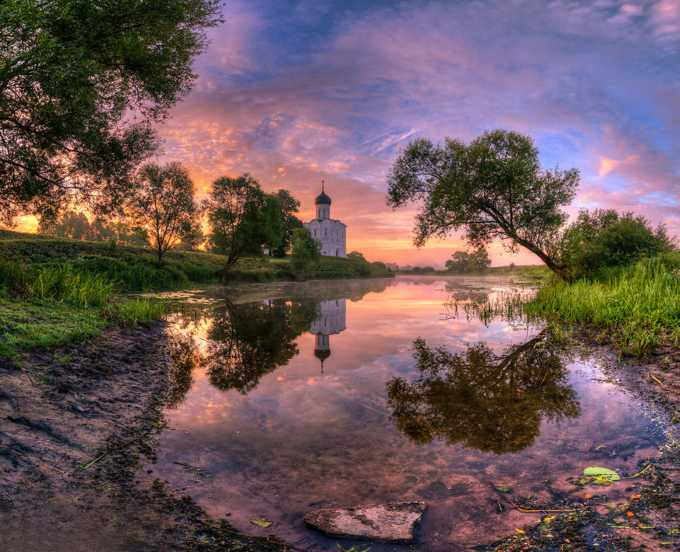красивые фотографии пейзажей россии работы
