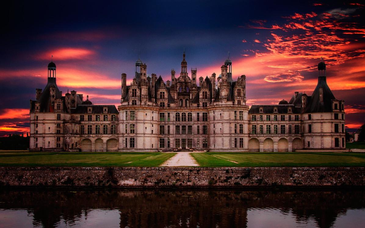 картинки огромных замков щедро одарила кэндис