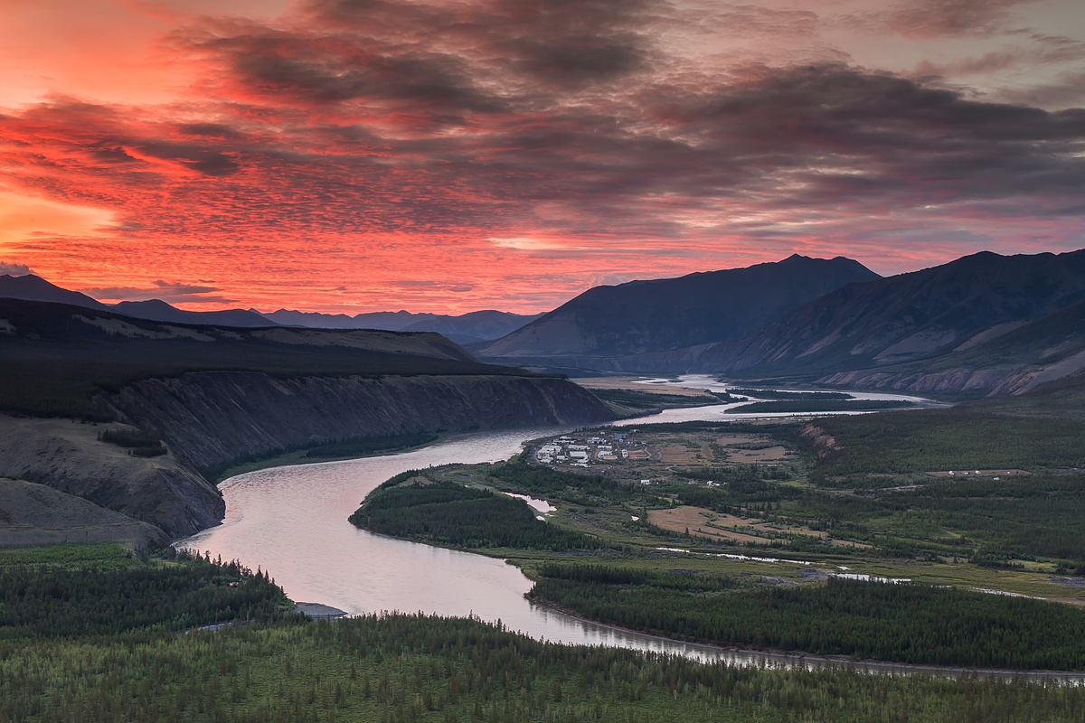 река индигирка фотографии