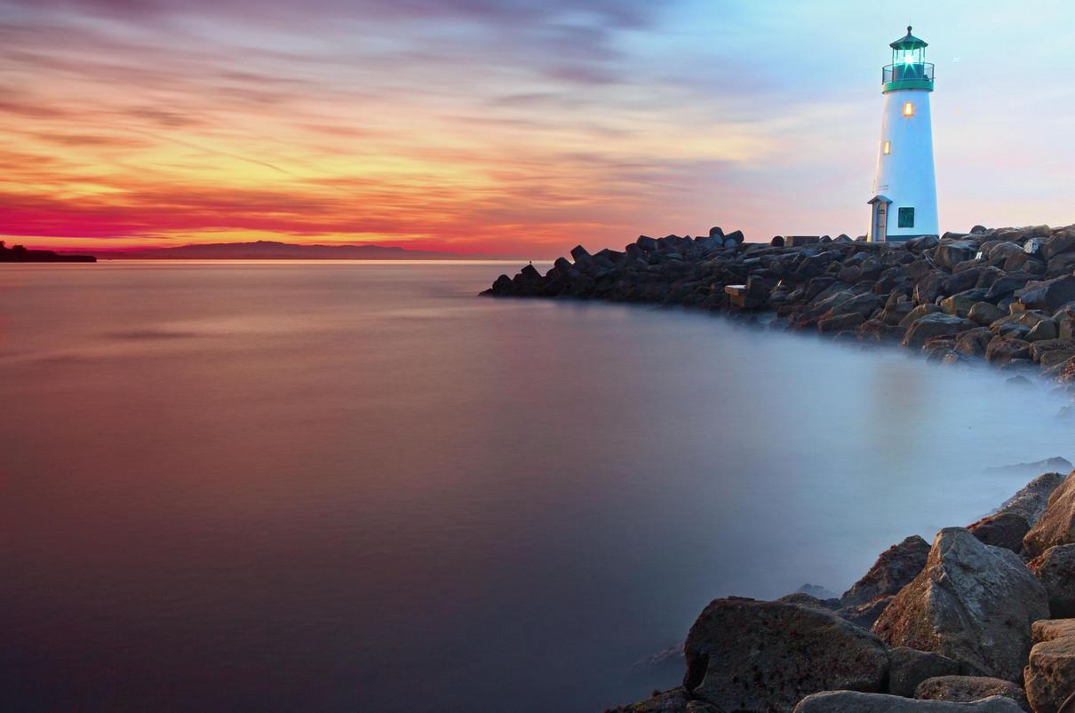 при съемке самые красивые маяки мира фото офицер