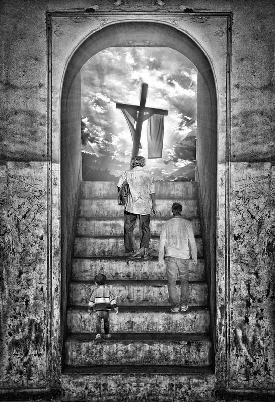 Иранский фотограф Хуссейн Зарэ