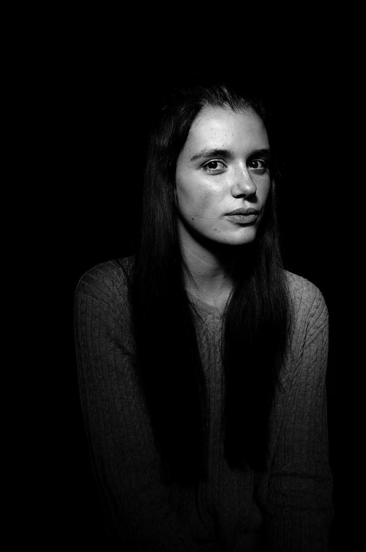 Женский интимный портрет. Фото Михаила Рыжова