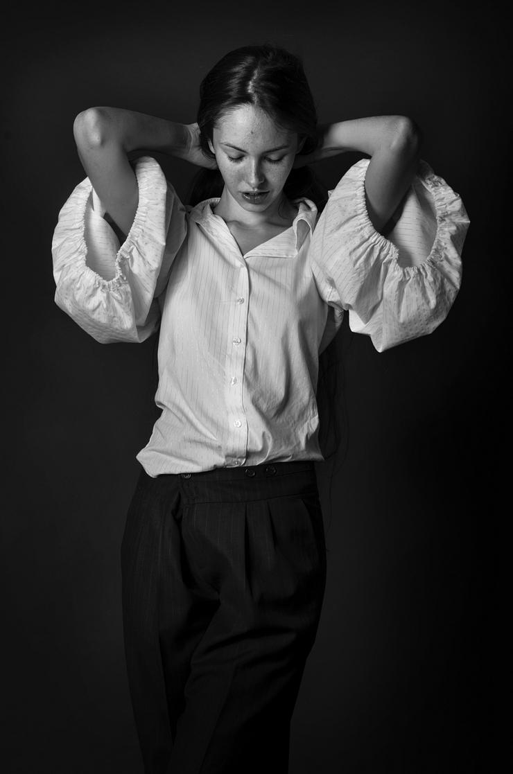 Девушка. Фото Михаила Рыжова