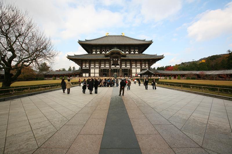 Самое большое деревянное сооружение в мире