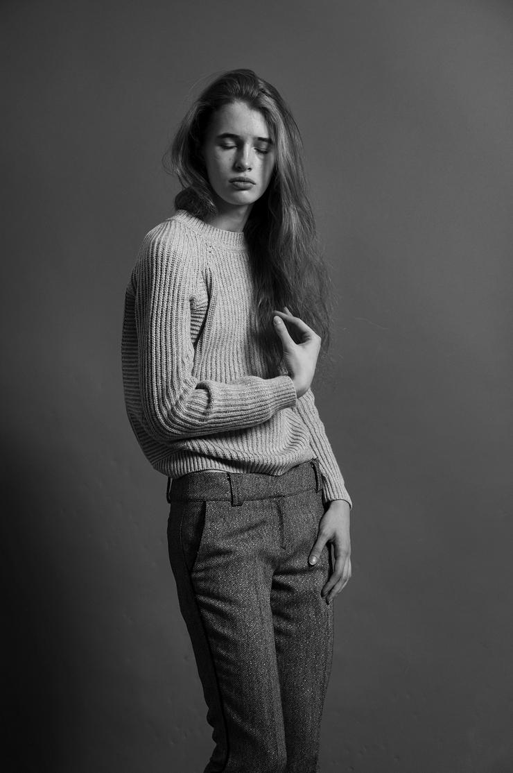 Женский портрет. Фото Михаила Рыжова