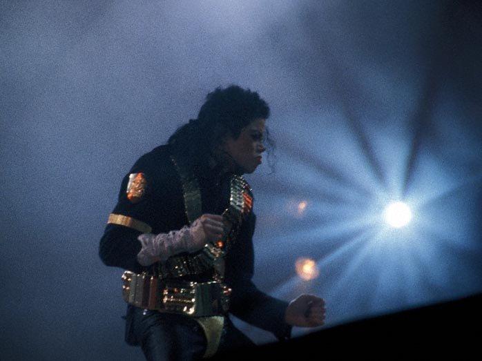 Майкл Джексон. Фото Юрия Абрамочкина