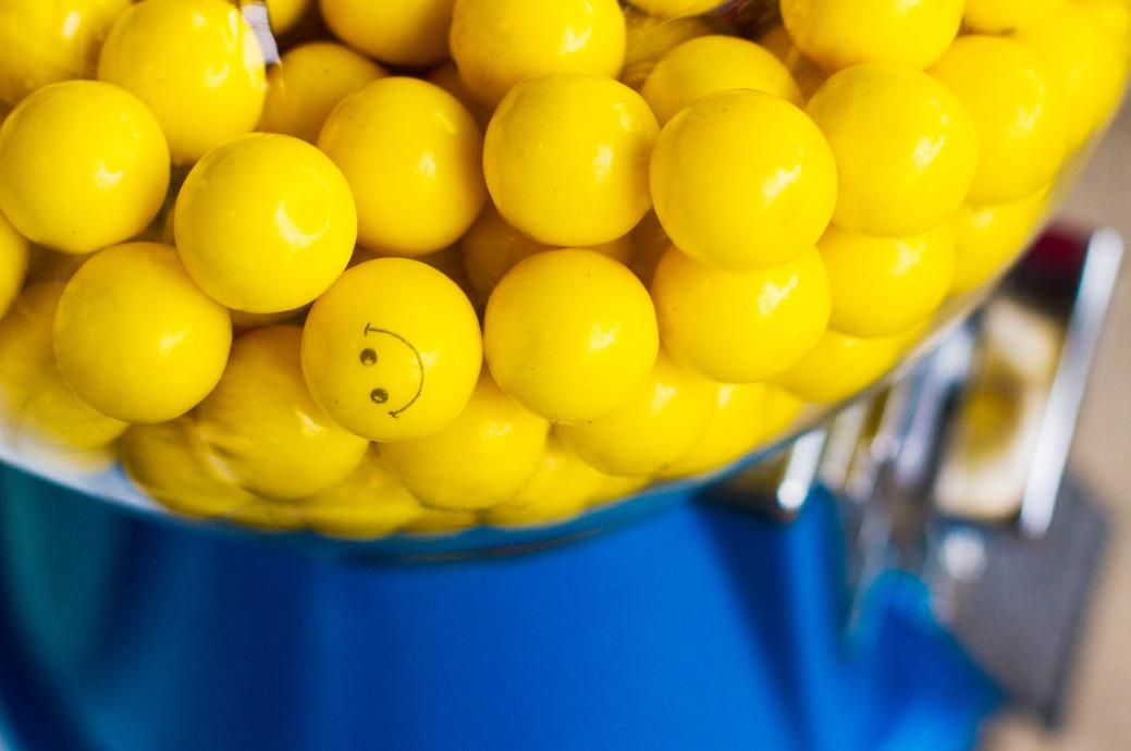 Смайлики. День рождения смайлика. Фото:  Brian Evans