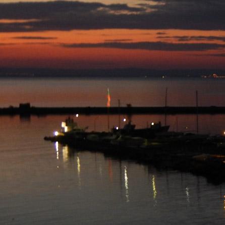 Ночная съемка. Снято на Nikon Coolpix AW110