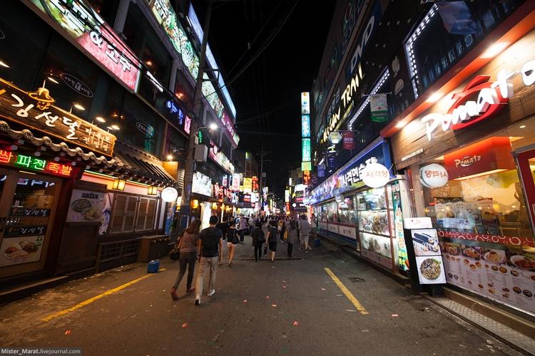 Караоке-бары в Сеуле
