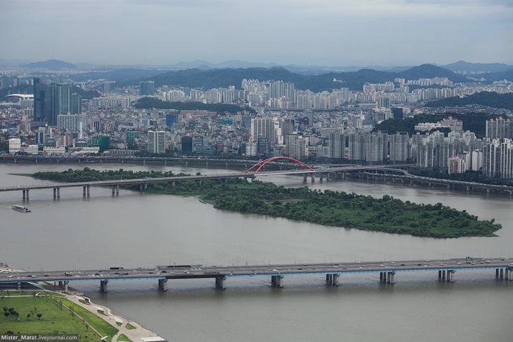Мосты Сеула