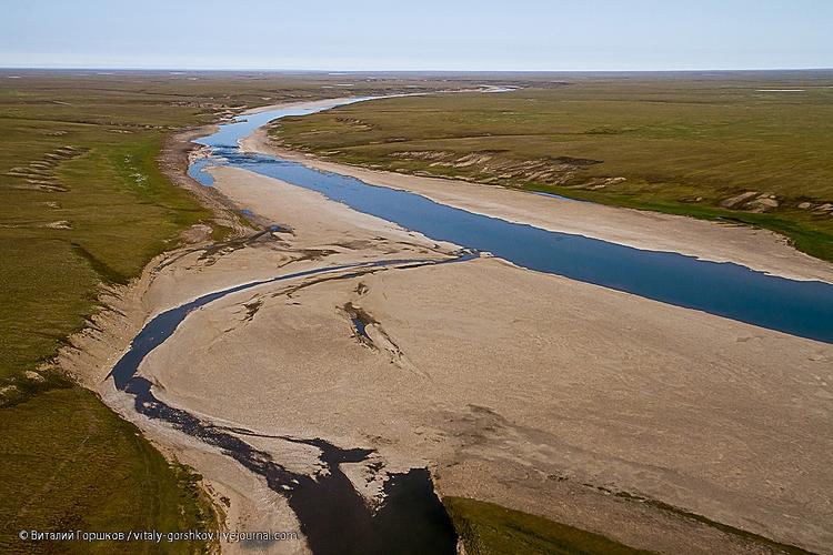 Устье реки Равнинной