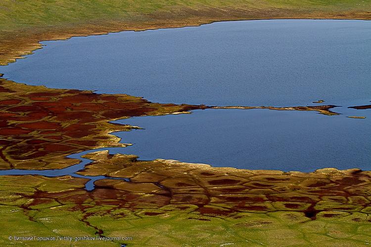 Озеро на Таймыре
