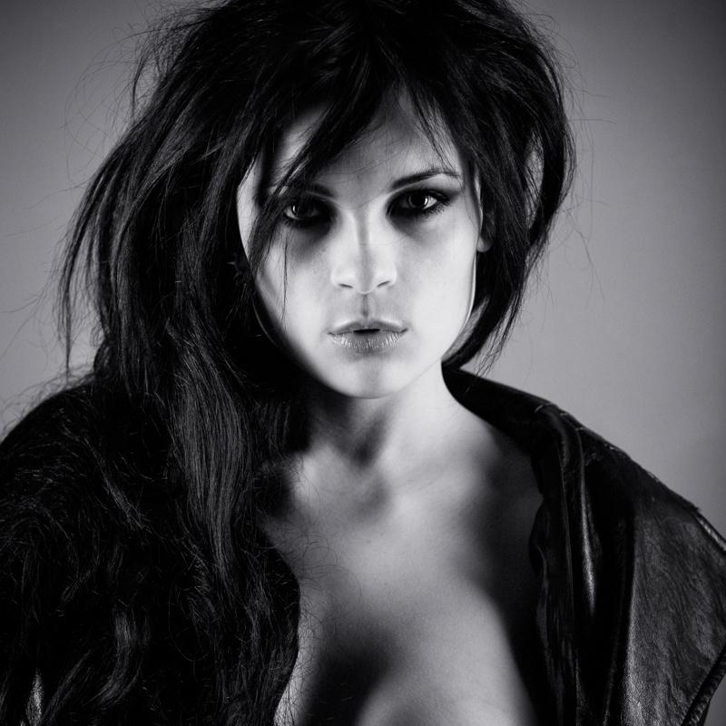 Женский портрет. Фото Игоря Пичугина