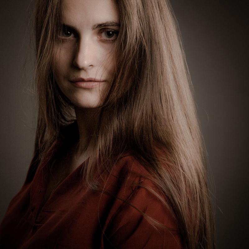 Портретная фотография Игоря Пичугина