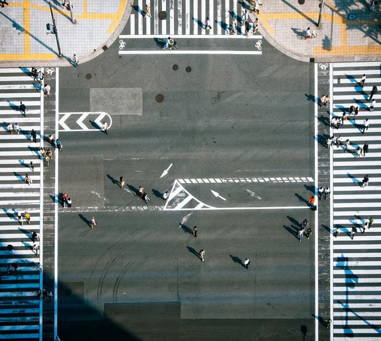 Осака, Япония. Автор: Javier Serrano
