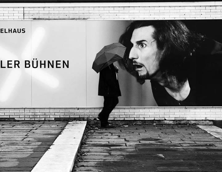 Реклама в городе. Фото: Georgie Pauwels