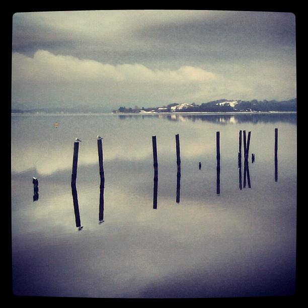 Пейзаж, мобильная фотография