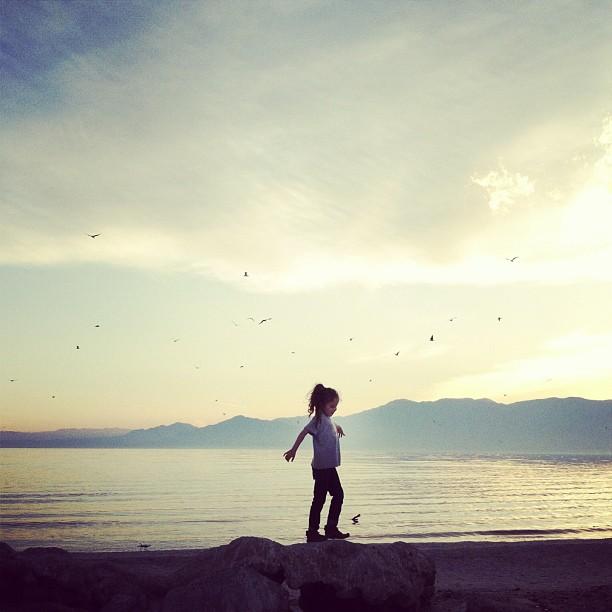 Детская фотография в инстаграм. Дениз Бови