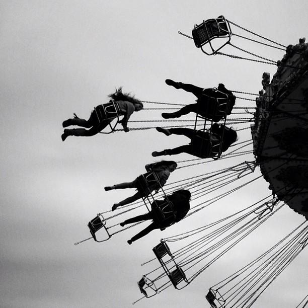 Карусель. Фото: Джоанна Леманска