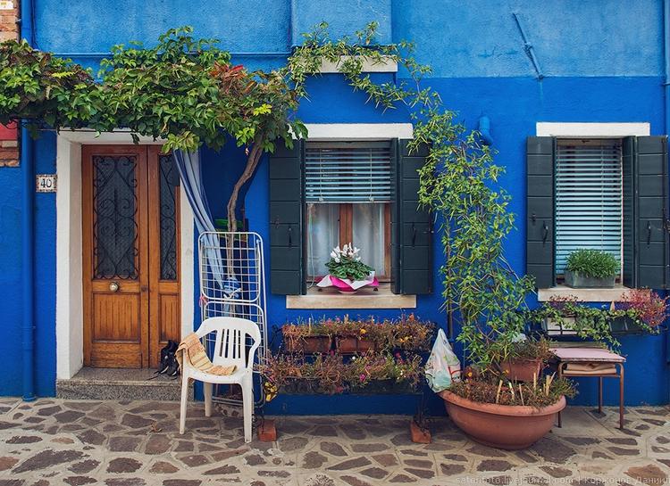 Жилой дом в Бурано