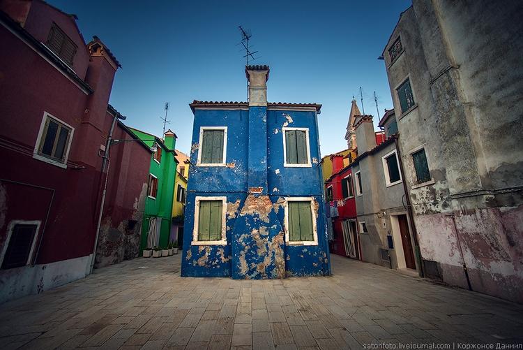 Дом в Бурано