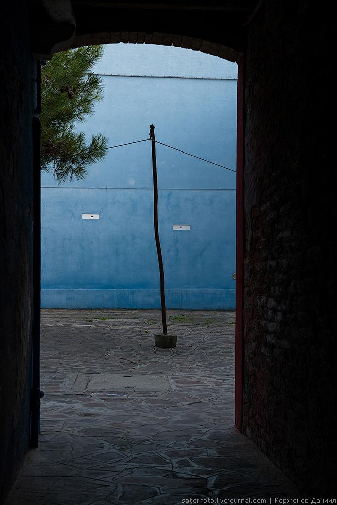 Архитектура Бурано. Фото Даниила Коржонова