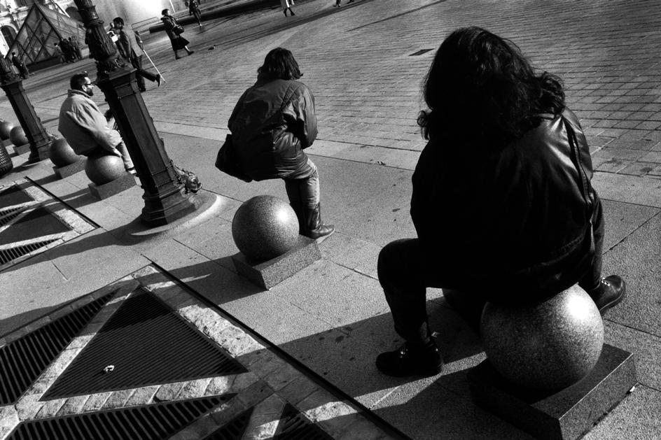 Стрит. Фото: Ричард Калвар