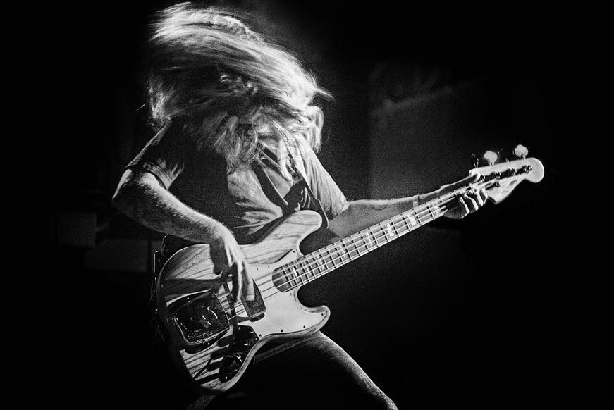Гитарист. Фото: Paulo Abrantes