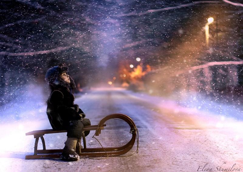 Как отметить 50 летие женщине зимой