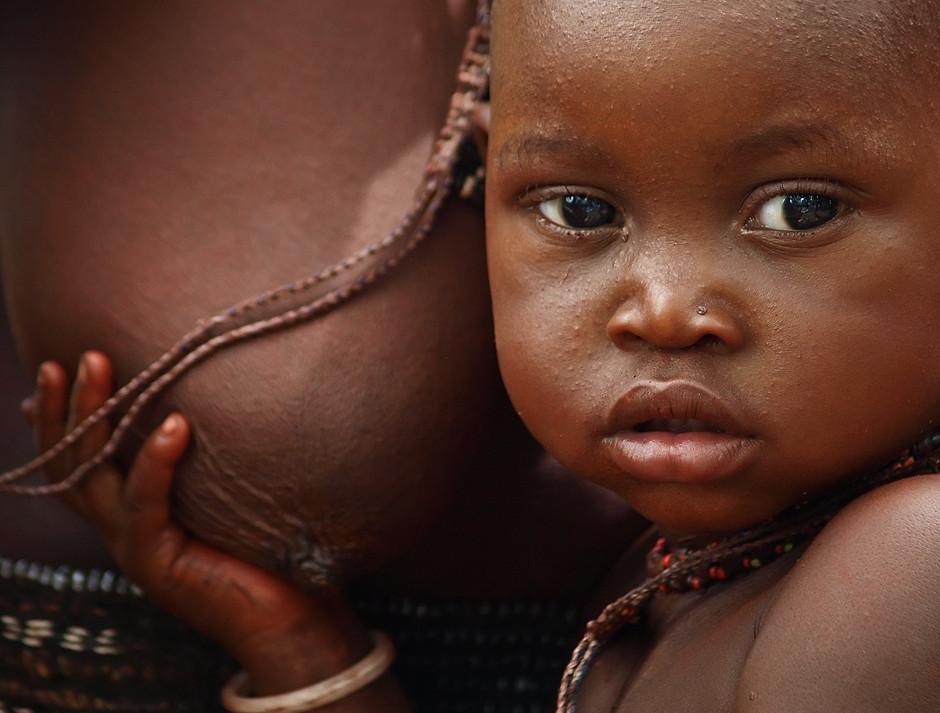 Африканский малыш. Фото: Gunnisal
