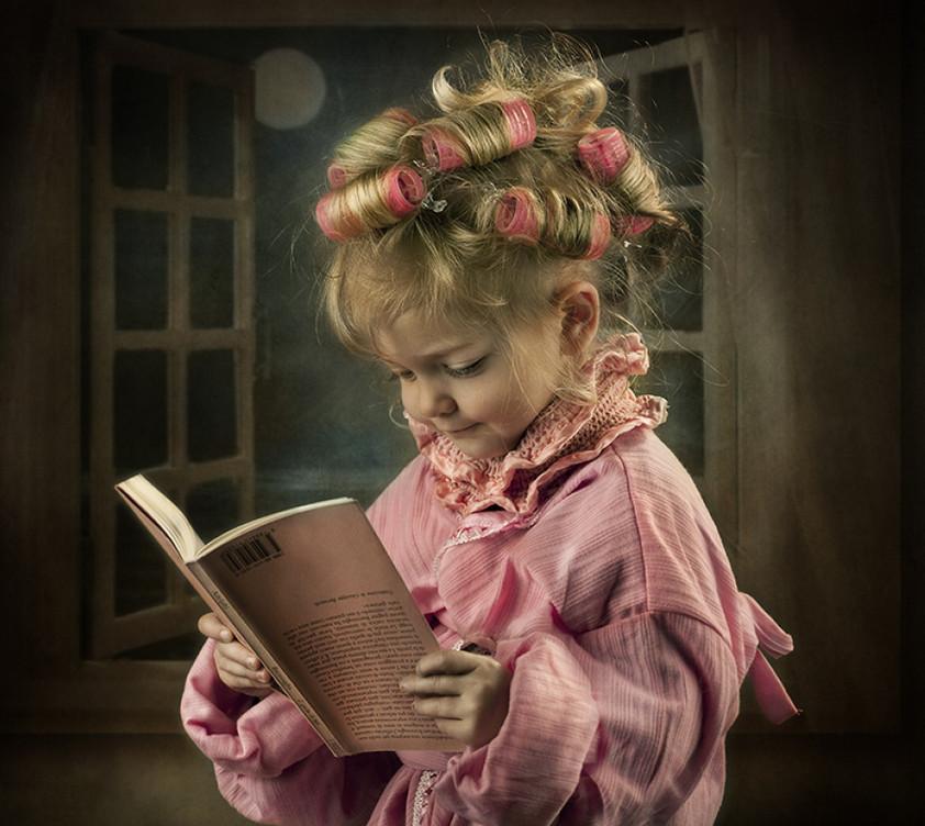 Маленькая девочка. Фото: Patrizia Burra