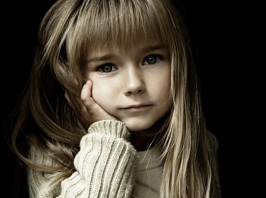 Девочка. Фото: RamonaG