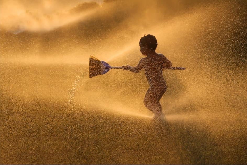 Детская радость. Фото: Murat Aslankara