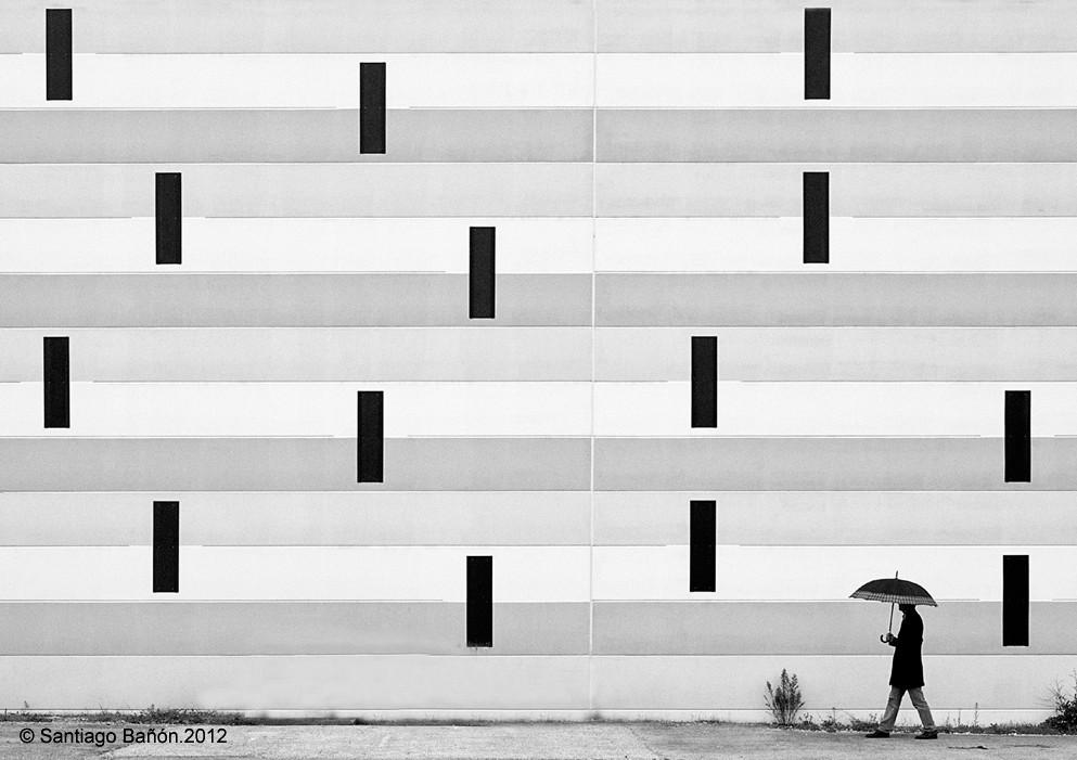 Городская архитектура. Фото: Santi Banon