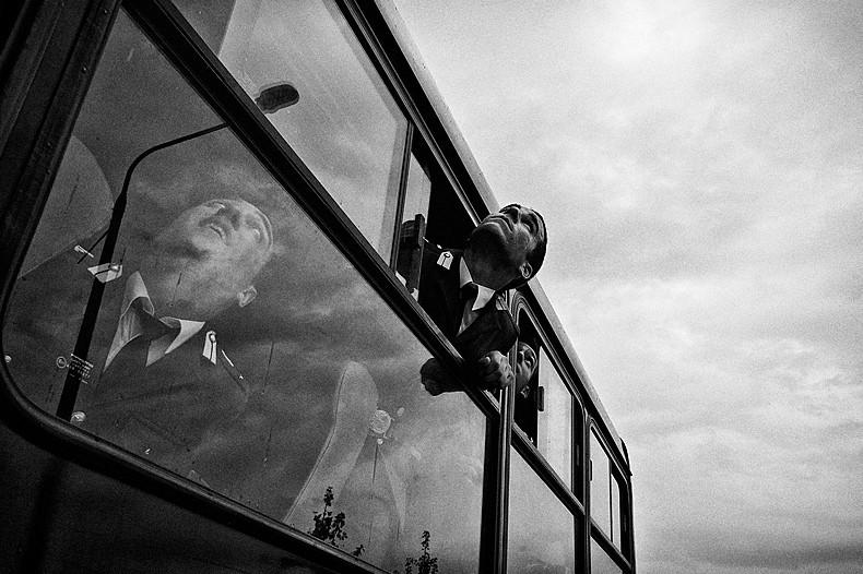 Автобус. Фото: Zisis Kardianos