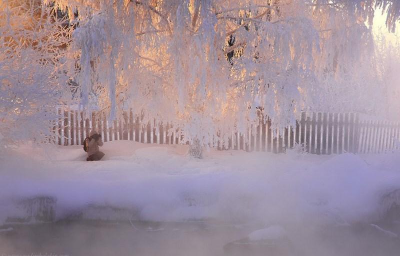 Зима. Фото:  Vadim Balakin