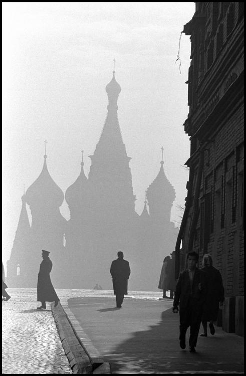 Москва, 1961 год. Фото: Берт Глинн