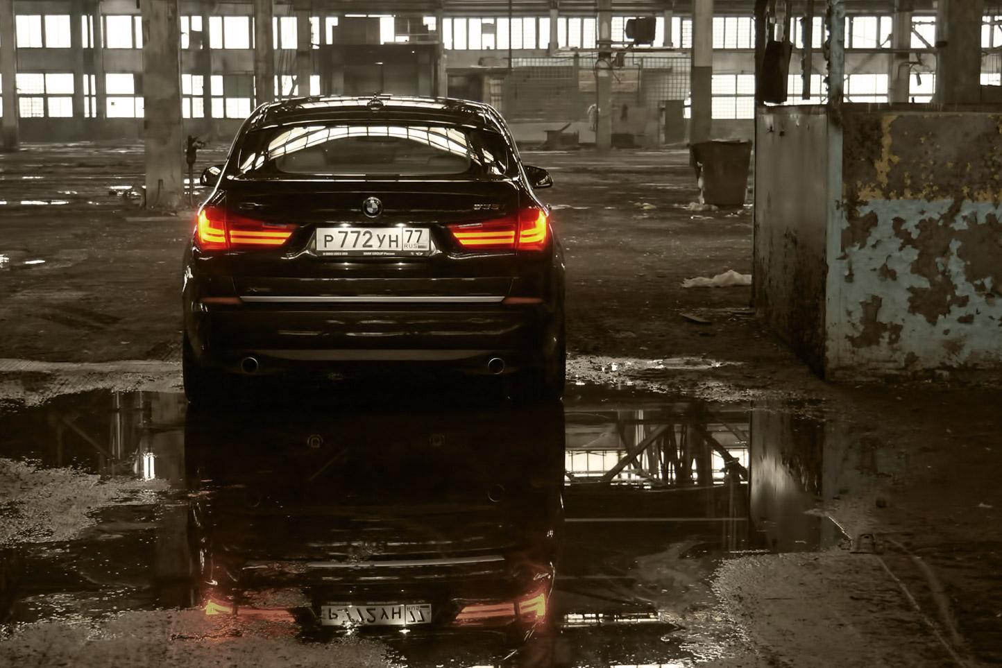 Характеристики BMW GT 535 Xi