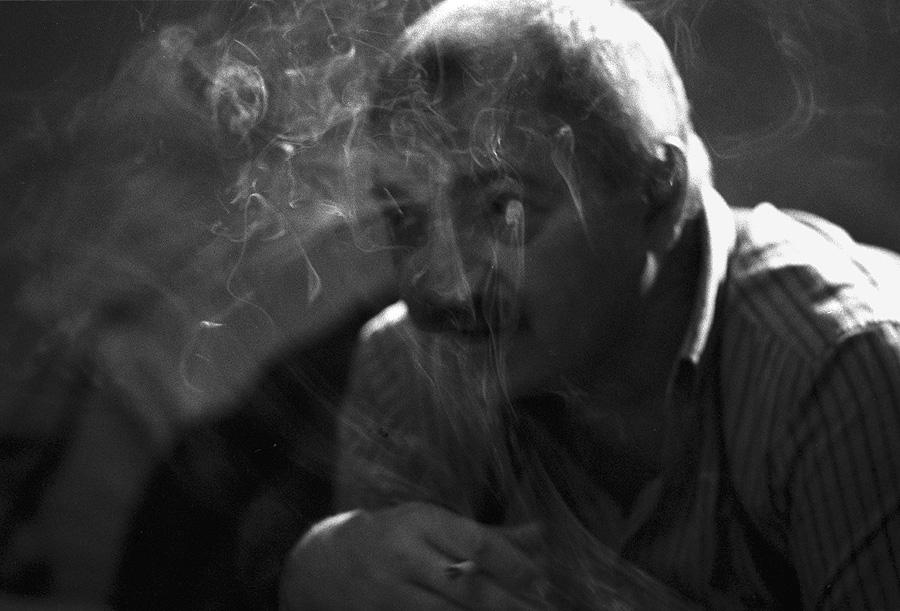 Режиссер Роберт Стуруа. Тбилиси, 1983 год