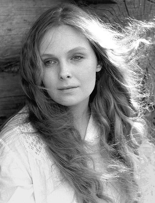 Актриса Дарья Худякова, Ленинград, 1981 год