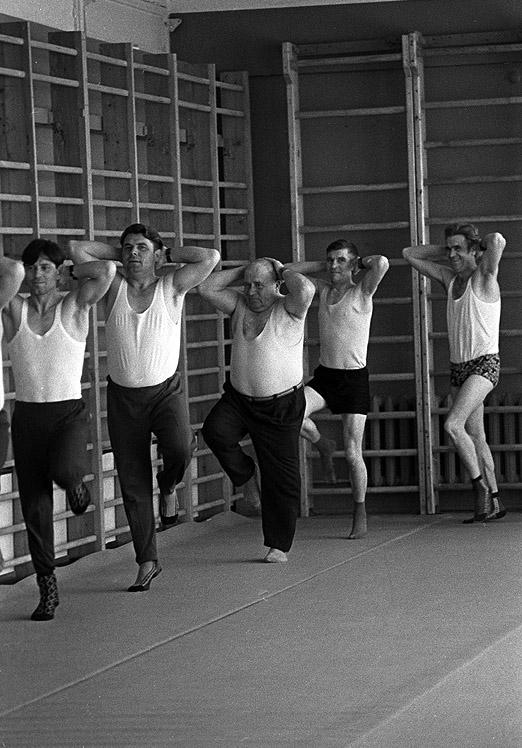 «Из жизни профилактория рабочих». Сочи, 1977