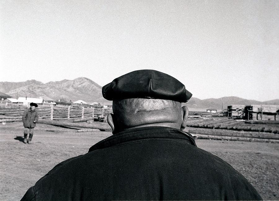 Усть-Кан. Колхозный бригадир. 1979