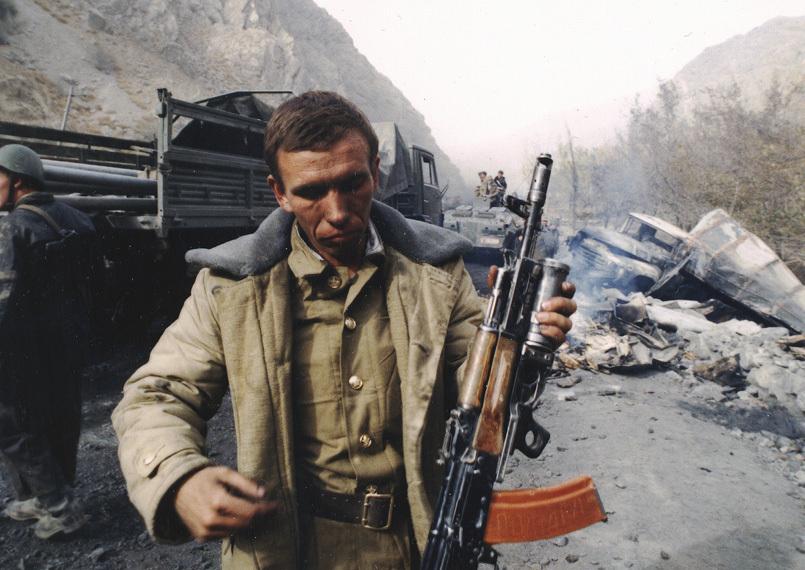 «Дорога жизни», 1985. Афганистан