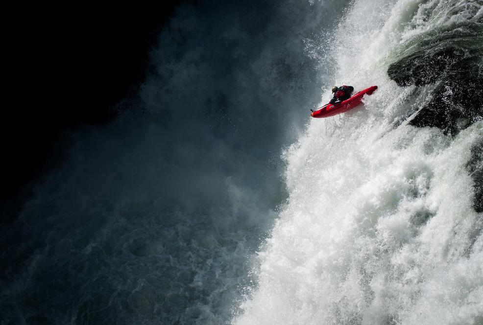 Фотограф: David Carlier. Спортсмен Gary Edgeworth. Айдахо, США