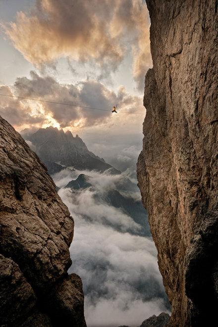 Фотограф: Martin Lugger. Спортсмен Florian Ebner. Лиенц, Австрия