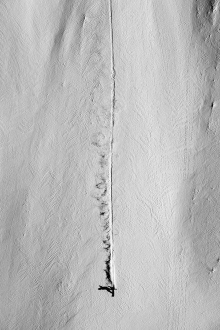 Фотограф: Rami Hanafi. Спортсмен Miikka Hast. Долина Тамокдален, Норвегия