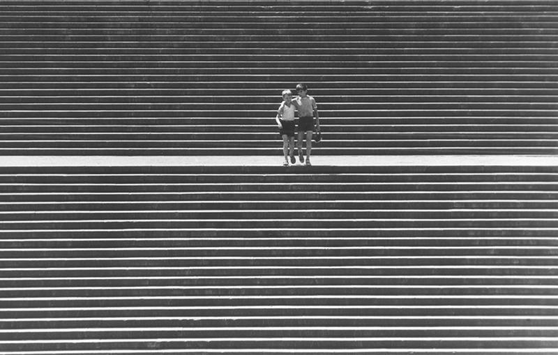 «Одесса. Лестница». 1969 год. Фото: Фридрих Гринберг