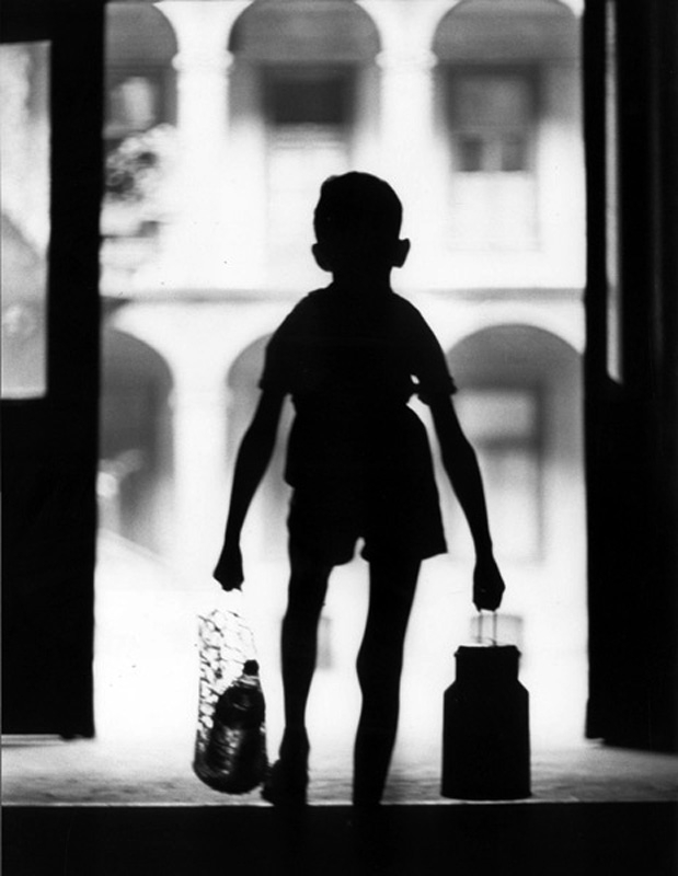 «Силуэт». 1960 год. Фото: Мирослав Муразов