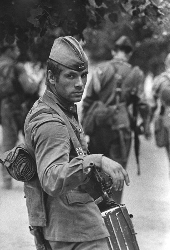 «Солдат», 1973 год. Фото: Владимир Вяткин